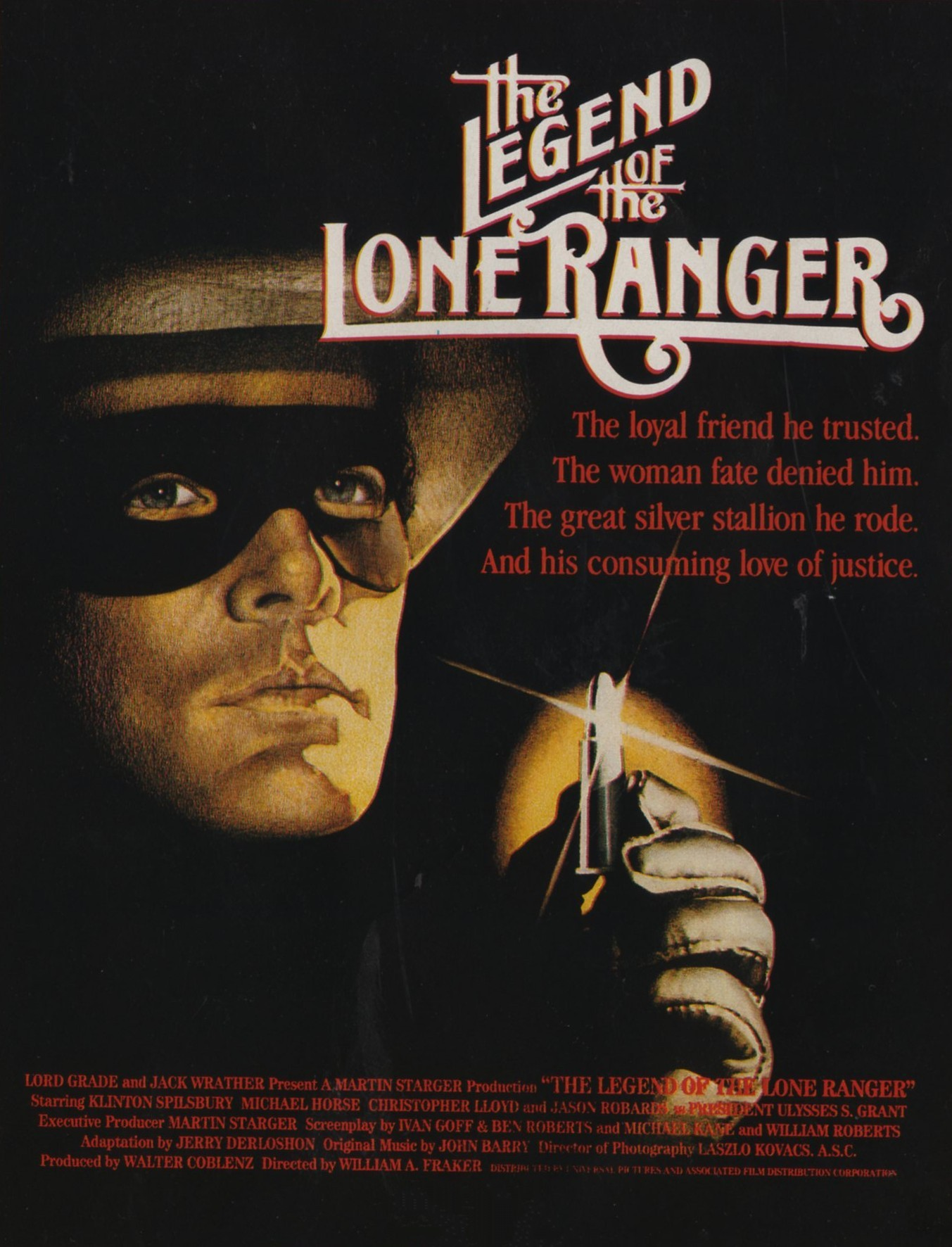 Lone ranger ride for justice sweepstakes and giveaways