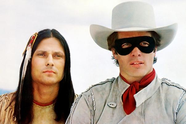 Lone Ranger duo