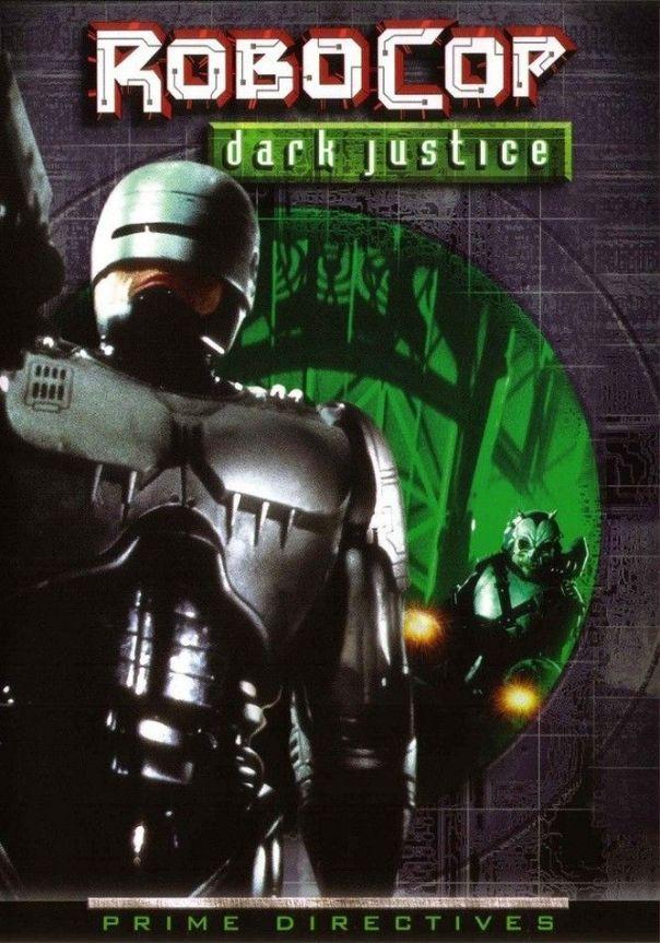 Robocop Dark Justice