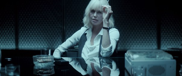 Atomic Blonde interview