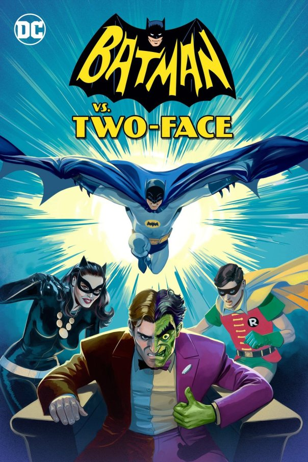 Batman vs TwoFace