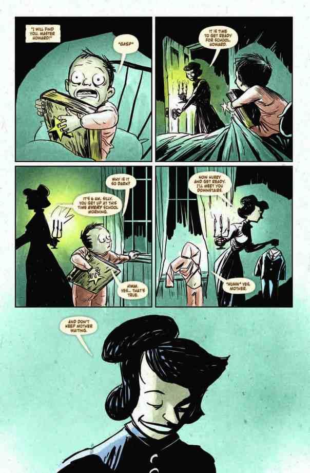 Undersea Kingdom comic