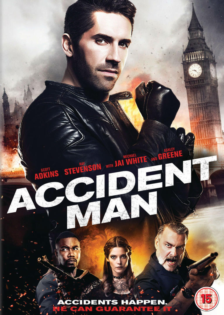 Accident Man Flights Tights And Movie Nights