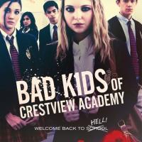 Graphic Horror: Bad Kids of Crestview Academy