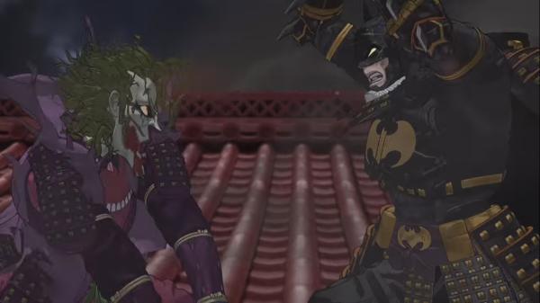 batman ninja duel
