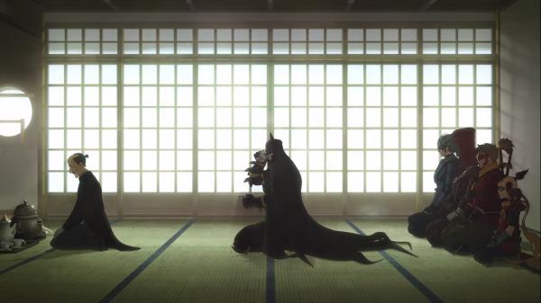 batman ninja robins