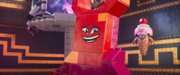 Lego 2 queen