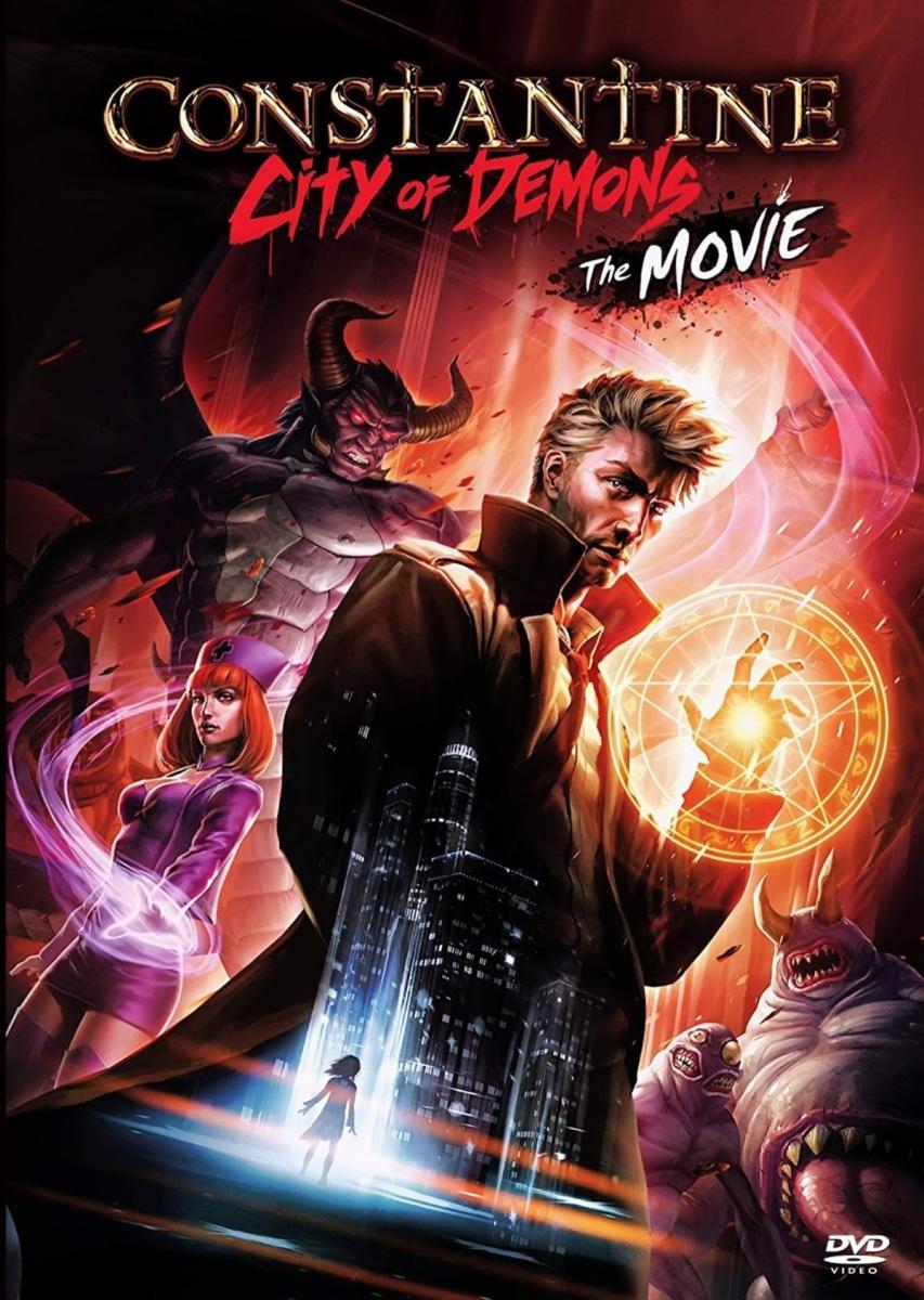 Constantine City Of Demons Stream