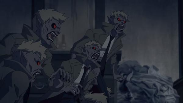 Constantine demons