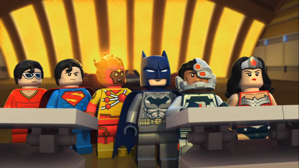 Lego flash gruop