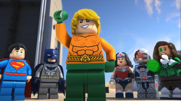 Aquaman group