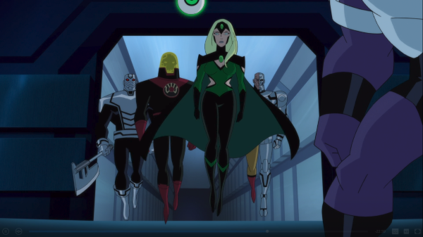 Fatal Five group