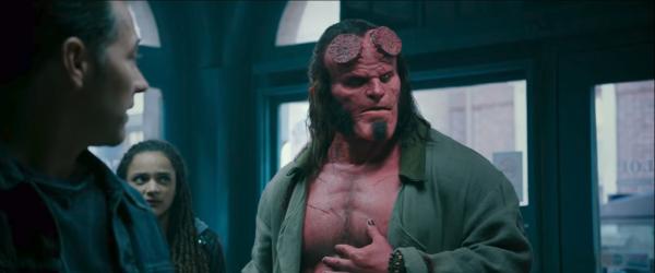 Hellboy duo