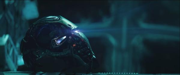 Endgame helmet